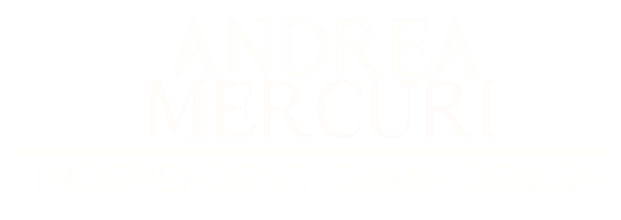 Andrea Mercuri Independent Game Design